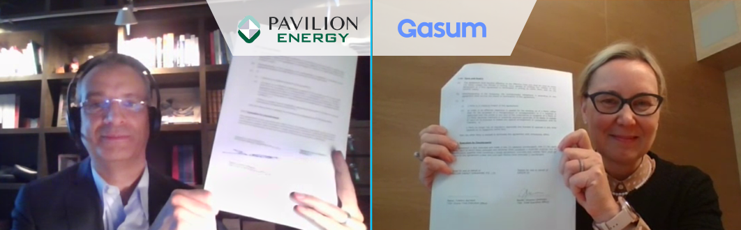 MOU Signing_Frederic Barnaud Group CEO Pavilion Energy_ Johanna Lamminen CEO Gasum (source_Pavilion Energy) (003).png