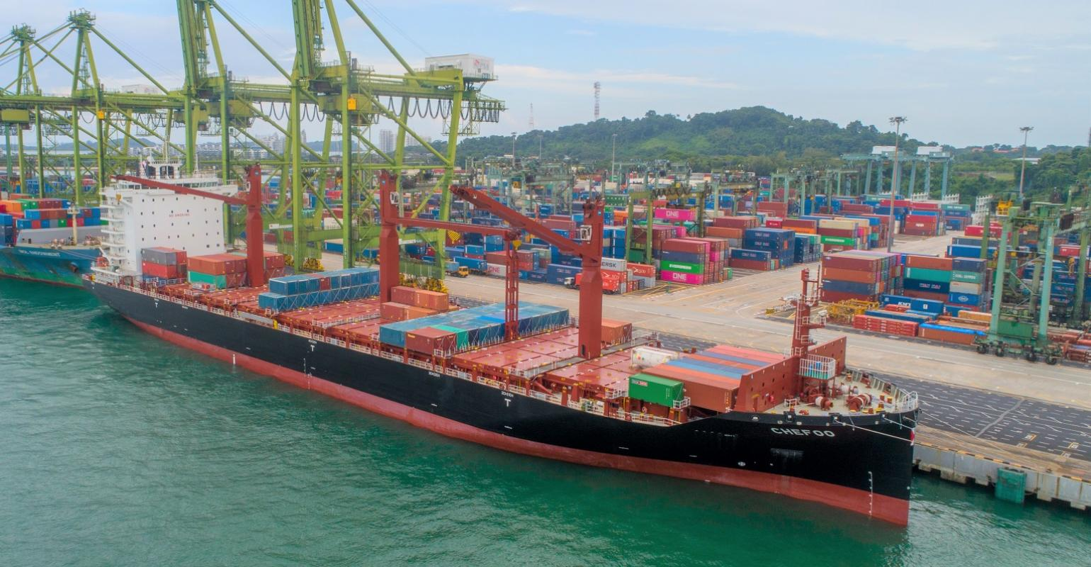 Swire Shipping takes delivery of second 2,400 teu ...