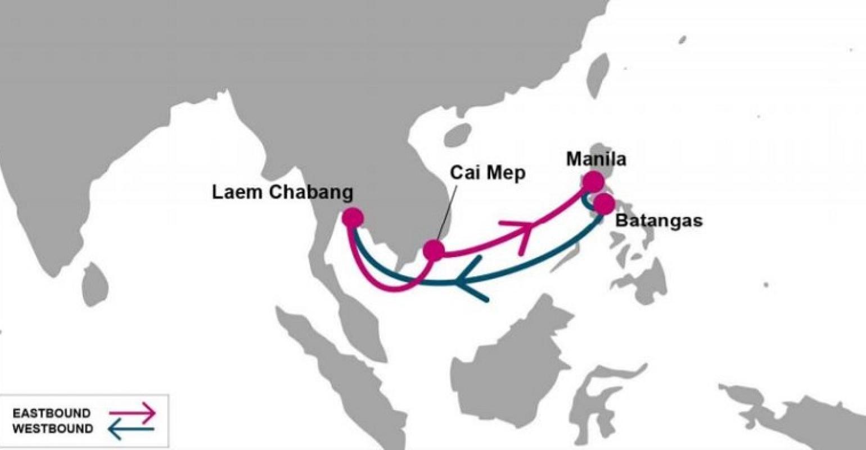 Thailand Philippines Vietnam