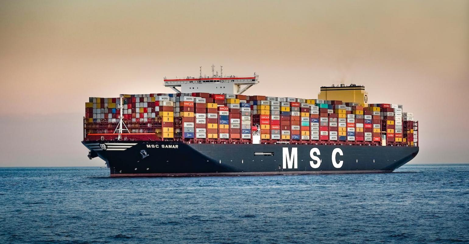 Global container shipping fleet hits 23m teu in capacity ...