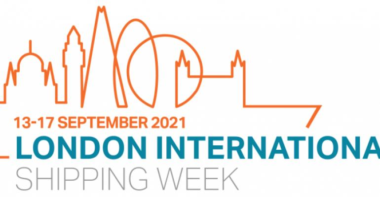London International Shipping Week 2021