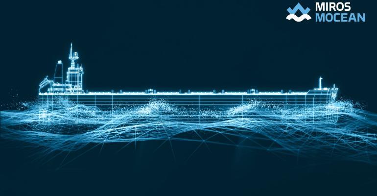 Miros Mocean digital ship wave