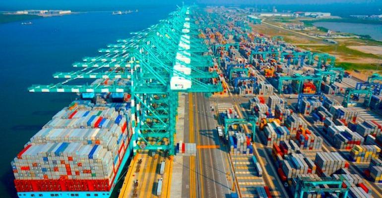 Embarking on the next level of port digitalisation