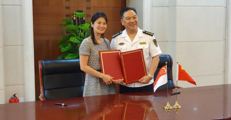 MPA-China MSA MoU