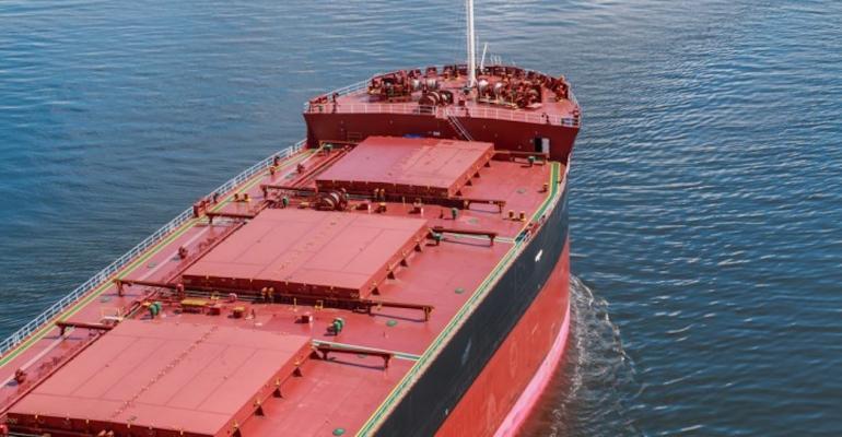 Dry-bulk-carrier