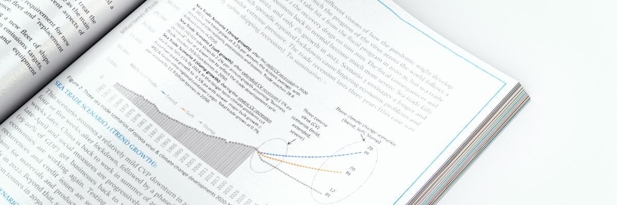 Whitepaper: Coronavirus, Climate Change & Smart Shipping | Three Maritime Scenarios: 2020 – 2050.