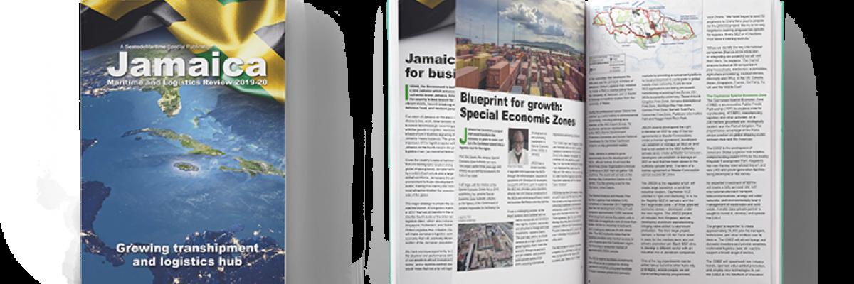 Jamaica Maritime and Logistics Review 2019-20