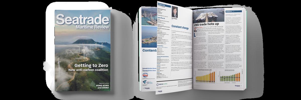 Seatrade Maritime Review, December 2019
