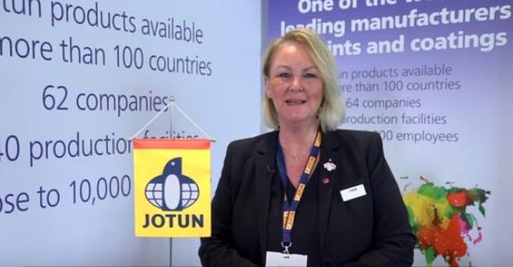Jotun: China continues to be a growing shipbuilding nation