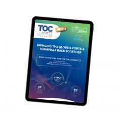 TOC Connect Flyer tablet