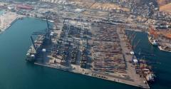 Cosco Greece port