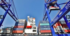new container terminal in Walvis Bay