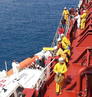 Large Scale Rescue 3 - credit Stolt Tankers BV