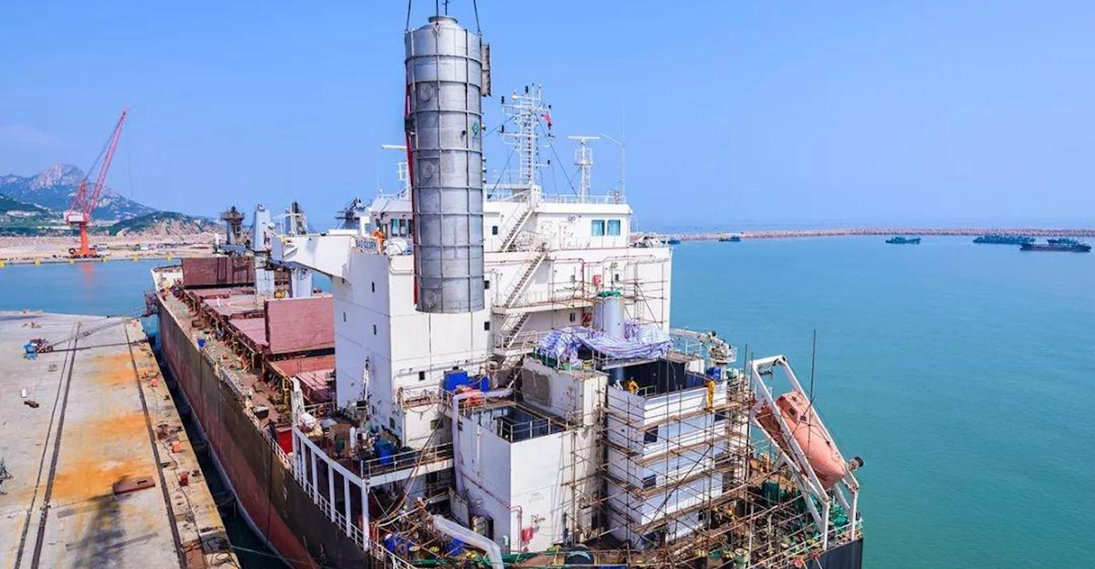 Vessels with scrubbers set for substantial fuel savings on eve of IMO 2020